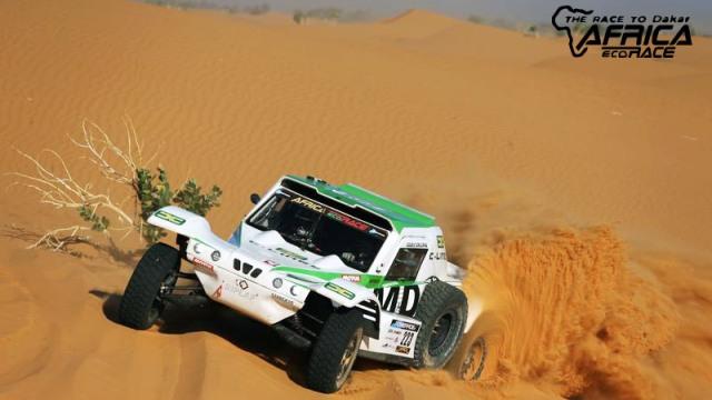 Motul — официальный поставщик ралли Africa Eco Race