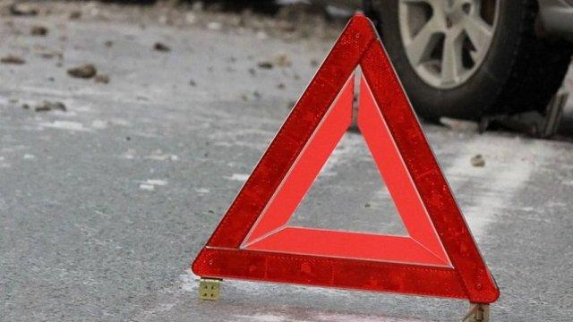 ДТП произошло в городе Ярославле