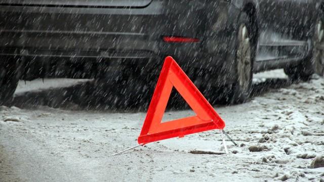 Два автомобиля столкнулись в Чайковском районе