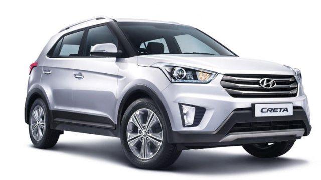 Петербуржцы без ума от Hyundai Creta