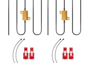 Резистор для светодиодов от NEOLUX: защита от ошибок борткомпьютера