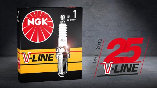 Свечи NGK V-Line: четверть века успеха в Европе