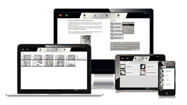 NGK Spark Plug запускает образовательный интернет-сервис TekniWiki