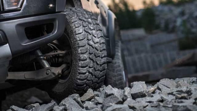 Nokian Tyres — любителям бездорожья