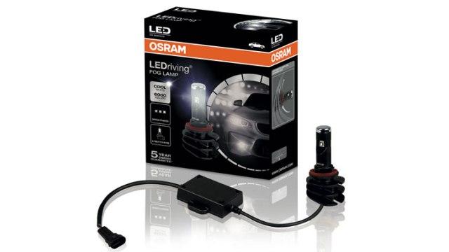 Светодиодная лампа OSRAM заменит старые «противотуманки»
