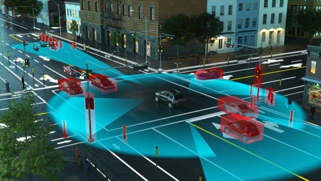 Osram инвестирует в производство лазерных радаров для беспилотных авто