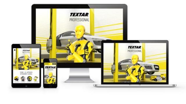 Textar Professional: обучающий интернет-сервис для автомехаников