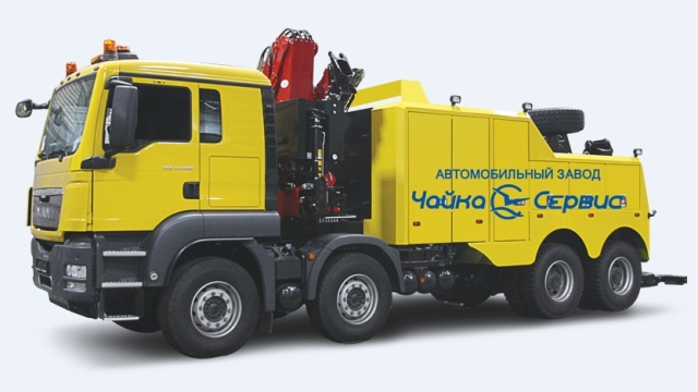 В России растут продажи новых грузовиков, автобусов и эвакуаторов