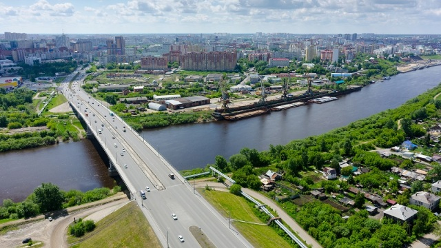 Рейтинг дорог России возглавила Тюмень с дорожным покрытием от «Ураласбеста»